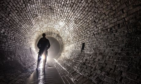 After 150 years, London's sewage system needs a rejig to keep up with its growing population. Photograph: Mark Lovatt