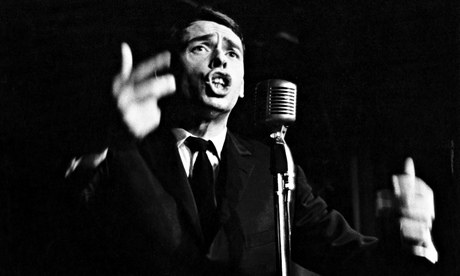 Alastair Campbell why I love Jacques Brel...