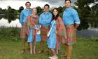 Commonwealth Games Team Scotland uniform
