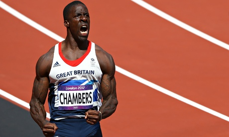 Commonwealth Games 2014: Dwain Chambers out of Englands sprint relay