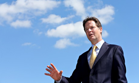 The report has detailed low morale among members of Nick Clegg's party.
