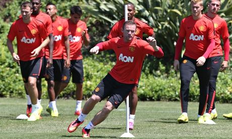Manchester Uniteds Wayne Rooney keen to start opener against LA Galaxy