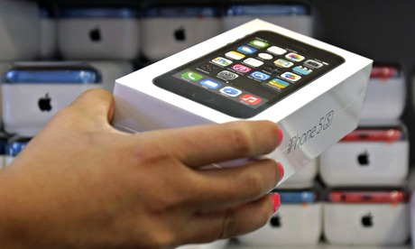 Slump in iPad sales takes the shine off Apple's revenue results...