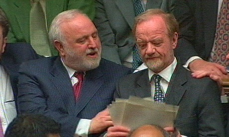 Frank Dobson to retire as Labour MP for Holborn and St Pancras