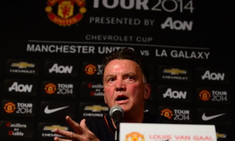 Manchester United bow to Louis van Gaal's demands over summer tours