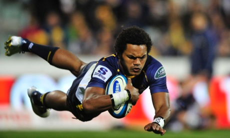 Henry Speight included in Wallabies squad for Rugby Championship