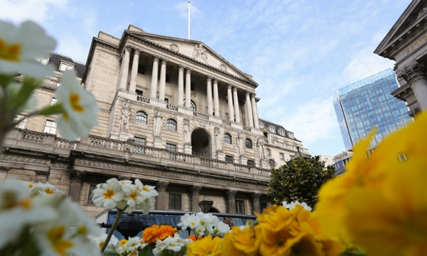 Bank of England claims credit for recovery, as markets await MPC minutes business live...