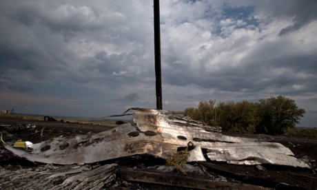 MH17: grim task ahead for DNA experts as they sift remains to identify bodies...
