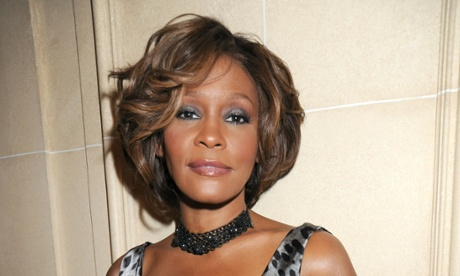 Whitney Houston Credit: Photo by Richard Young / Rex Features
