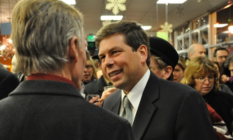 Mark Begich's opponents acknowledge that he's running a strong ground campaign that gives him a good chance of retaining his seat.