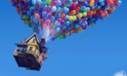 Balloon's put to novel use in Pixar's Up