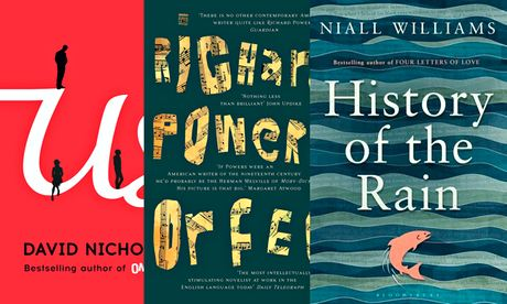 The Booker prize longlist 2014