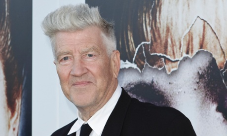 Twin Peaks creator David Lynch.