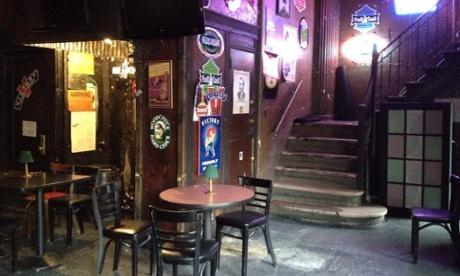 De Vazac Herradura Bar, Nueva York