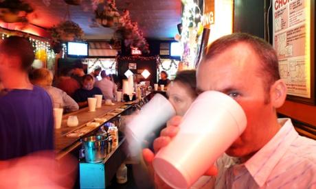 La semilla del diablo Greenpoint Tavern, Brooklyn
