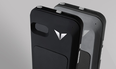 Can Vysk's QS1 smartphone case really make handsets unhackable?