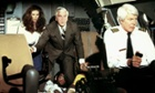 Julie Hagerty, Leslie Nielsen & Peter Graves In Airplane!