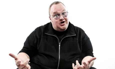 Kim Dotcom: 'The Internet party will abolish mass surveillance'