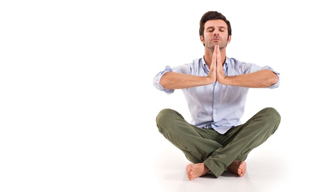 Corporate Mindfulness - another article - and the conversation continues Man-meditating-008
