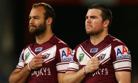 Manly players a little bit angry but sticking together for NRL title tilt