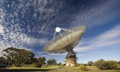 radio telescope, Parkes