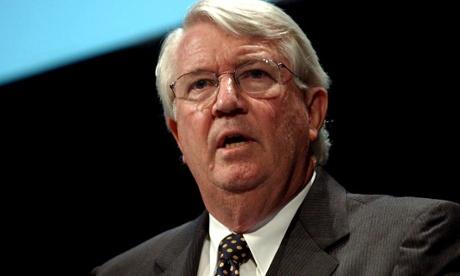 Planet OZ blog : Caltex Australia chairman Dick Warburton