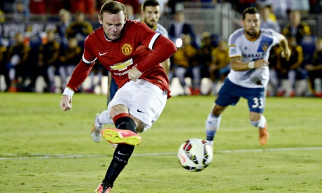 Manchester United can win back title this season, says Wayne Rooney