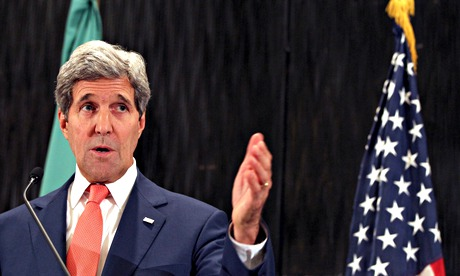 Israel has not rejected Gaza ceasefire, claims John Kerry
