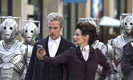 First episode of new Doctor Who series to be broadcast in cinemas