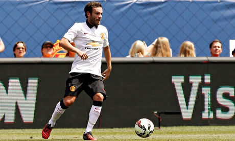 Louis van Gaal is impressing as Manchester United manager, said Mata
