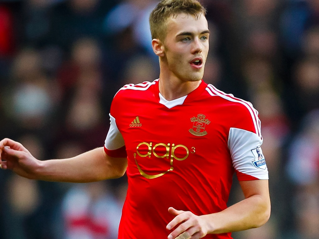 Arsenal sign Calum Chambers from Southampton in deal ...