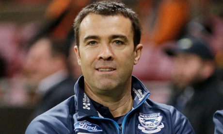 Abolish AFL free agency, says Geelong's Chris Scott