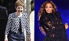 Baroness Stowell and Beyoncé