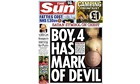 The Sun Front Page - 29/7/14
