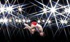 Commonwealth Games 2014: wrestling and gymnastics  in pictures