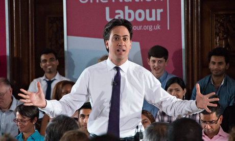 Ed Miliband: If you want a Photo Prime Minister, don't vote for me