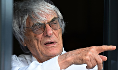 Bernie Ecclestone in talks with German prosecutor over bribery trial settlement