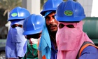 Migrant workers in Qatar