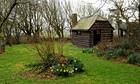 Henry Williamson's cabin