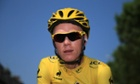 Chris Froome of Great Britain