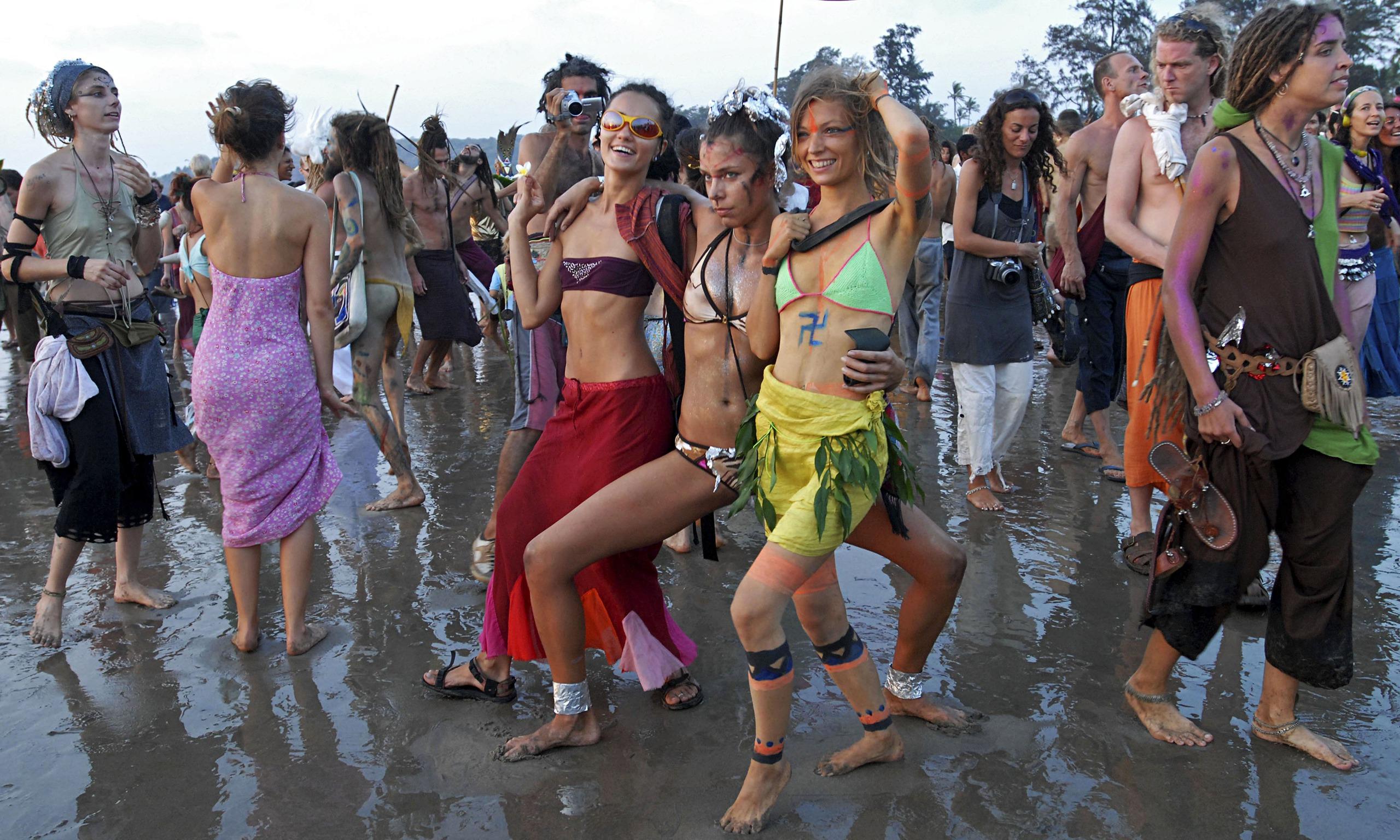 Секс туризм в индии 11 фотография