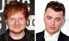 Sheeran and Smith in US chart feat