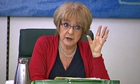British parliamentary Public Accounts Committee (PAC) chair Margaret Hodge
