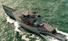 triton customs ship