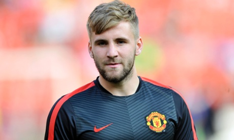 Luke Shaw lucky to play in Manchester United friendly, says Louis van Gaal...