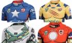 NRL superhero kits