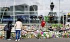 Mourning for MH17 victims