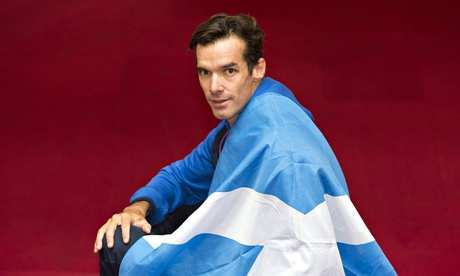 David Millar craves storybook finish in Scotland cycling jersey