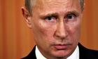 Russia's president, Vladimir Putin