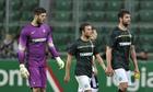 Legia Warsaw v Celtic
